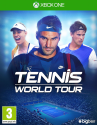 Tennis World Tour, Xbox One, Tedesco/Francese