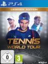 Tennis World Tour - Legends Edition, PS4, Deutsch/Französisch