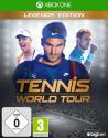 Tennis World Tour - Legends Edition, Xbox One, Tedesco/Francese