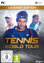 Tennis World Tour - Legends Edition, PC, Tedesco/Francese