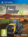 Farming Simulator 2018, PS Vita [Versione francese]