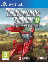 Landwirtschafts-Simulator 17: Platinum Edition, PS4 [Versione tedesca]