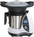 Delta DOP 142 W - Robot culinaire chauffant tout en un - 1500 watts - blanc