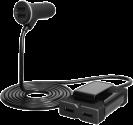 PORT DESIGNS Car Charger 4xUSB - Chargeur allume-cigare 2+2 USB - 1.8 m - Noir