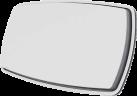 Visiosat Minisat, Twin - Satellit-Teller - Weiss