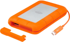 LaCie Rugged Thunderbolt  - Solid State Drive (SSD) - 250 GB - orange