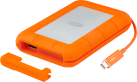 LaCie Rugged Thunderbolt  - Solid State Drive (SSD) - 500 GB - orange