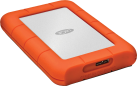 LaCie Rugged Mini - Disques durs externe - 4 TB- orange