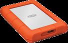 LaCie Rugged Mini - Externe Festplatte - 500GB - orange