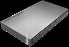 LaCie Porsche Design P'9220 - Festplatte - Kapazität 500 GB - Silber