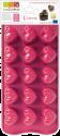 ScrapCooking Stampi in silicone cuore di cioccolato, 15pezzi