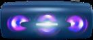 muse M-930 DJ - Portabler Lautsprecher - Bluetooth - Blau