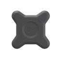 Exelium UP Mobile Empfänger magnetisch, schwarz