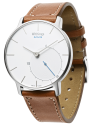 Withings Activité Sapphire, argento