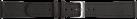 NOKIA Leather Wristband - Schwarz
