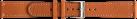 NOKIA Leather Wristband - Braun