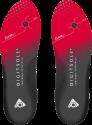 Digitsole Warm Series - Soletti smart - Taglio 44-45 - nero/rosso