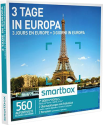 Smartbox 3 Tage in Europa