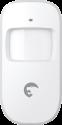 eTIGER ES-D1A - Détecteur de mouvement sans fil - Distance de transmission : 80 m - Blanc