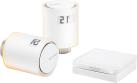 netatmo Kit di base valvole Intelligenti per termosifoni - WLAN - Bianco
