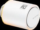 netatmo Zusätzlicher Smarter Heizkörperthermostat - WLAN - Weiss