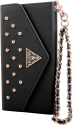 GUESS Studded Clutch, 4.7, schwarz