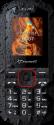 CROSSCALL SPIDER-X1 - Mobiltelefon - Wasserdichtigkeits (IP67) - Schwarz