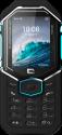 CROSSCALL SHARK-X3 - Telefono cellulare - Dual SIM - Nero/Blu