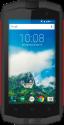 CROSSCALL TREKKER-M1 core - Téléphone intelligent Android - Mémoire 16 Go - Noir/Rouge