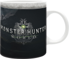abysse CORP Monster Hunter - 320 ml - Schwarz