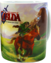 abysse CORP Legend of Zelda - Ocarina of Time 3D, Grün