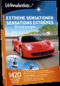 Wonderbox Sensations extrêmes