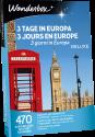 Wonderbox 3 jours en Europe Deluxe