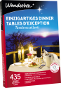 Wonderbox Tables d'exception