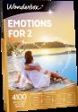 Wonderbox Emotions for 2