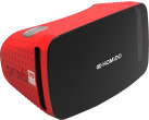 HOMIDO Grab - Virtual-Reality Headset - Für Android/IOS Smartphone - Rot