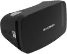 HOMIDO Grab - Virtual-Reality Headset - Für Android/IOS Smartphone - Schwarz