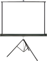 LUMENE Arcadia 170 - Bildschirm Tripod - 172 x 172 cm - Schwarz