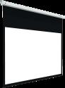 LUMENE Embassy 2 240V - Motorisierte Leinwand - 4:3 234 x 176 cm - Weiss