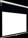 LUMENE Plazza 2 240V - Écran manuel - 4/3 234 x 176 cm - Blanc
