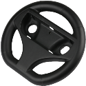 SUBSONIC Racing Wheel XL - Volant pour Nintendo Switch - Noir