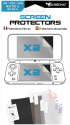 SUBSONIC Pellicola protettiva Per Nintendo 2DSXL/3DSXL - 2 pezzo - Transparente