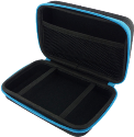 SUBSONIC Armor Case - Per Nintendo New 2DS XL/New 3DS XL - Blu