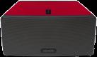 FLEXSON Revêtement de couleur ColourPlay, SP3, rouge écarlate
