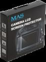 MAS LCD Schutzglas - Für Nikon D3400 - Transparent