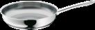 WMF Profi-Pfannen - Bratpfanne - 24 cm - Silber