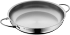WMF Servierpfanne - für Induktionsherde -  24 cm - Silber