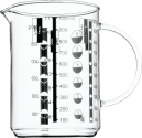 WMF Mesure - 1 l - Transparent