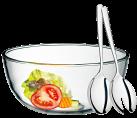 WMF Set d'insalata a 3 parti Tavola 29cm