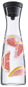 WMF Wasserkaraffe 1.5 l Basic, schwarz